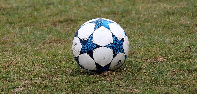starý míč