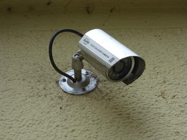 venkovní kamera
